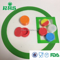 Heat resistant rubber mat fda silicone baking mat for oven
