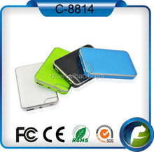 Modern top sell high capacity 5200mah power bank