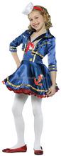 Fashion sailor girl child costume halloween costume children's costumes QBC-5481