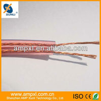 2 core 24 AWG red and white speaker wire