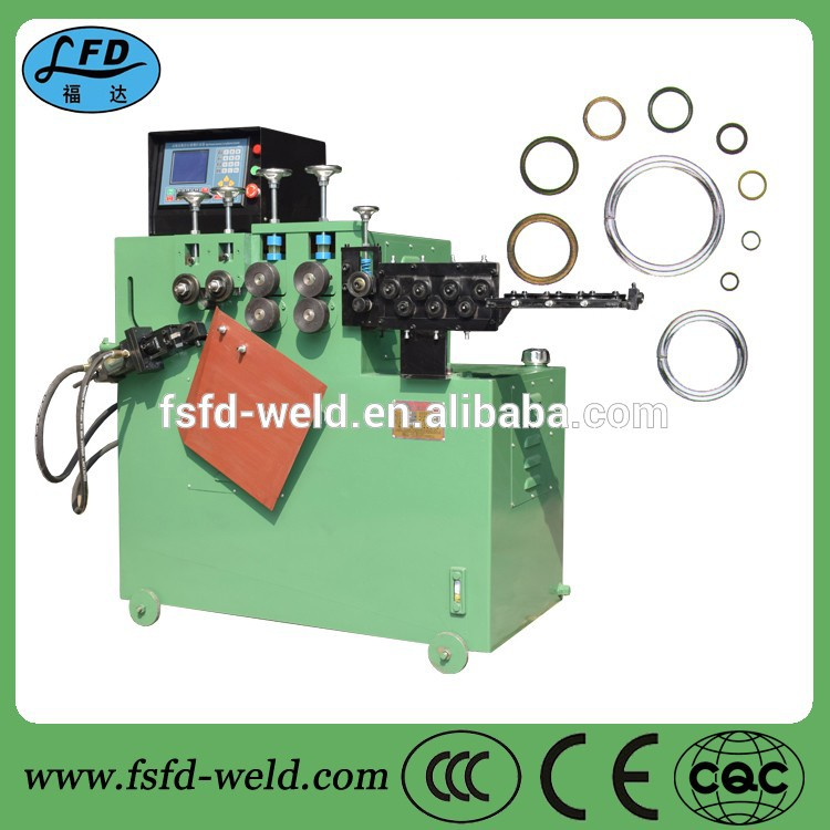 ring forming machine