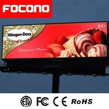 Customized Commericial Advertising Large Led Display Hd Led Display Full Sexy Xxx Movies Video