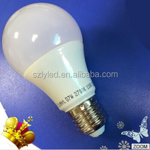 led bulb manufacturing plant e27 samsung 270 degree 2 years warranty led bulb with CE&RoHs