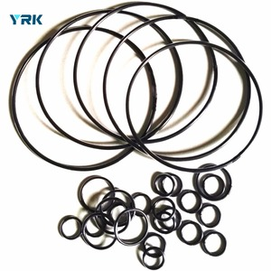 Индивидуальные размеры тефлон Encapsulated уплотнительное кольцо