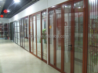 china top ten selling products steel grill door design automatic glass sliding door lowes sliding glass patio doors