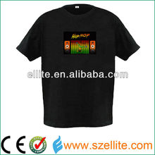 2013 most popular spring style sound effect el clothing