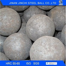 JCF-75MnCr (B2) forged ball mill grinding for mine