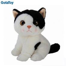 Hot sales custom lifelike plush cat