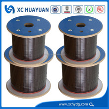 High conductivity aluminum lacquered wire for electrical wire
