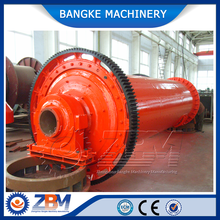 Ball mill equipment has strict quality control system for sand making production line
