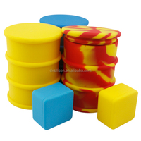 2015 best selling High quality butane hash oil silicone container,silicone bho container, wax containers
