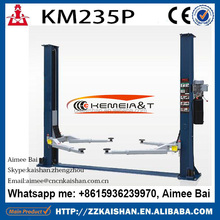 2016 promotional price 2 post car lift hydraulic car lift 3.5T two post car lift