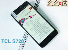 "Newest TCL S720 S720T 5.5"" Android 4.2 MT6592 Octa Core 1GB/8G Dual SIM Card Mobile Phone"