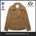 nova moda inverno casaco de lã roupas projetos para senhoras