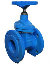 DIN3352 F4/5 Non-Rising Stem Resilient Seated Gate Valve