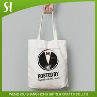 Eco Cotton Canvas Plain Shopper Bag Calico Bags