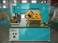 DIW series hand punch lathe machine IW ironworker punch tool