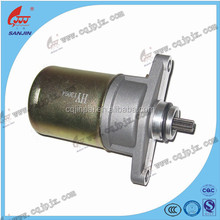 OEM Service High Quality Motorcycle Starter Motor For Motorcycle CG125 CG150 CG200