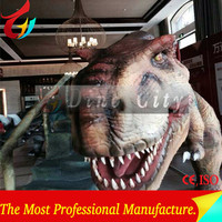Amusement Park Animatronics Life-like Dinosaur