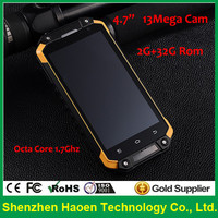 Rugged Android Cell Phone Unlocked NFC Walkie talkie Smartphone 13mp Camera Wifi Bluetooth 32G Rom