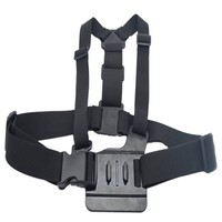 A model: Chest Body Strap For GoPros Heros 3+/3/2/1, without 3-way adjustment base, shape the same as original one GP26
