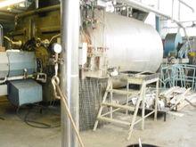 6 ton steam boiler plant, 16 bar