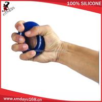 Custom logo silicone grip ring massage
