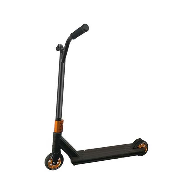 Nuovo Stile Il Più Leggero In Alluminio Pro Prodezza di Scooter Bmx Prodezza di Scooter