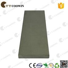exterior dance high impact resistant mothproof wood and plastic composite decking floor