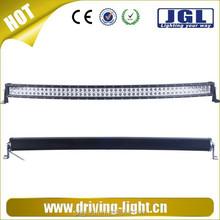 hot sale 288w curved cree double row led light bar cree off-road led light bar atv auto led driving light bar