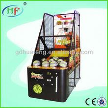 street basketball sport machine/gamemachine/ amusement machine