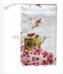 Sublimation Transfer double-sided plush card holder multiple wallet wholesalers in china