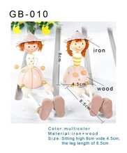 high quality New 2015 Baby Girl's Fashion Cartoon Doll Toys Wholesale