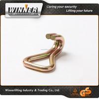 metal steel galvanized double J hook