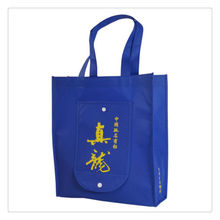 Foldable Non Woven Bag Recycle foldable shopping bag