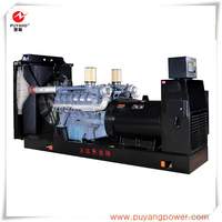 German power man diesel generating set price
