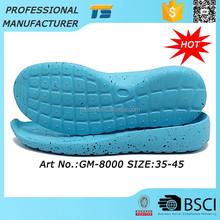 Slip-Resistant Sole Supplier Eva Sneaker Soles Outsole Shoe Soles For Sale
