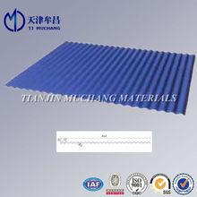 Cubierta de de zinc de techo hoja material para techos