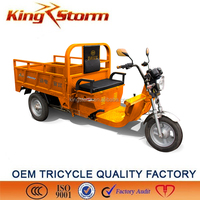 1200W hilly arear electric tricycle/battery 3 wheels/electric trikes supply