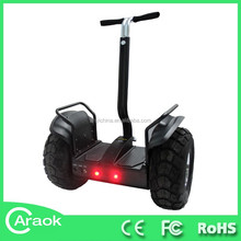 New design Push-button start 2 wheel cross-country vehicle scooter CA600
