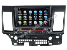 WITSON ANDROID 4.2 MITSUBISHI LANCER 2006-2013 DASH BOARD CAR DVD WITH 1.6GHZ FREQUENCY 1080P 1G DDR RAM 8GB FLASH CAPACTIVE SCR