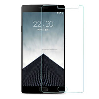 Good Quality Ultra Thin Slim Durable Trannsparent Clear Guard Protective Film For One Plus 2 Two Screen Protector Shield