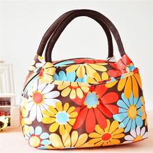 2015 flower women handbag fashion women handbag canvas handbag