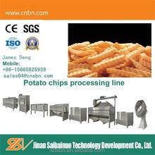 semi-automatic potato chip maker machine for industrial