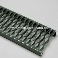 Aluminum Perforated Stair Metal Used
