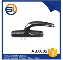 European Style Aluminum Internal Door Lock Handles Door Knobs Hardware ABX002