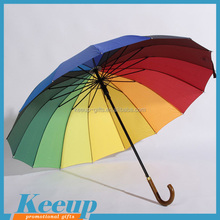 Promotional items,new invention magic printing umbrella Colour change Chinese umbrella