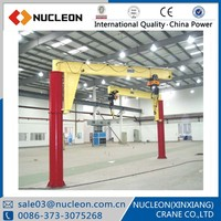 Nucleon 10 ton Swing Cantilever Arm Jib Crane