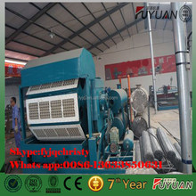 henan zhengzhou FY 3000 piece/h high efficience and super quality egg tray machine skype: fyjqchristy