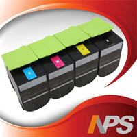 CS510 toner cartridge(70C1HK0 70C1HC0 70C1HY0 70C1HM0)